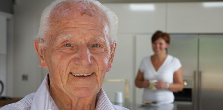 Parkinson's care at home